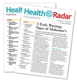 Health Radar Covers